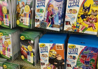 Crayola Activity Kits