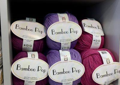 Bamboo Cotton Yarn