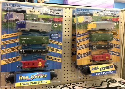 Electric Kid's Train Sets